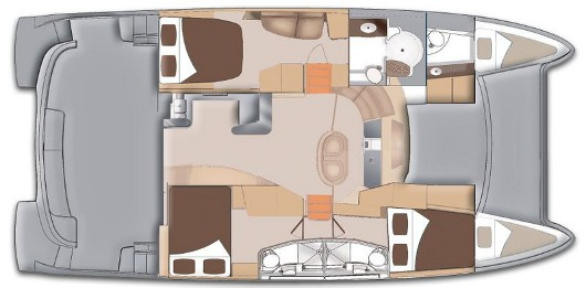 Powercat Floorplan