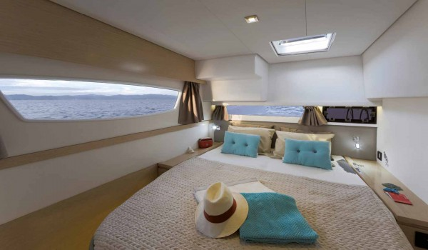 TW52 Starboard Cabin