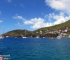 Sailing the blue carib