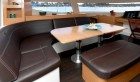 TW50 Saloon dining area